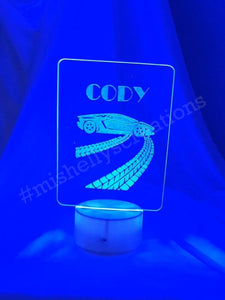 LED Colour Changing Night Light