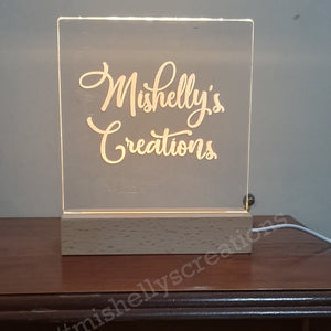 LED Elegant Night Light