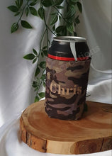 Load image into Gallery viewer, Camo Stubby Coolers