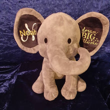 Load image into Gallery viewer, Elephant - Soft Toy