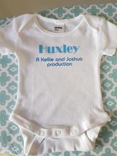 Load image into Gallery viewer, Baby Rompers - Personalised