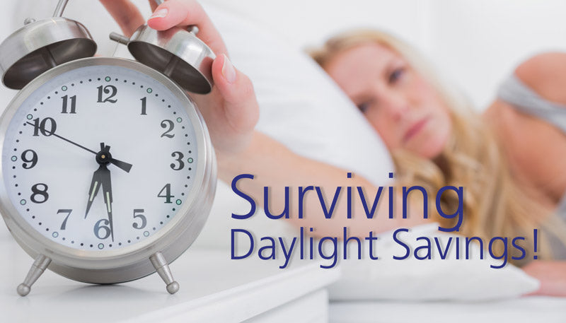 Helpful tips to adjust to Daylight Savings