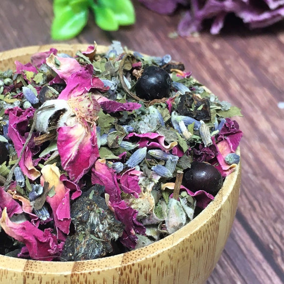 In Touch with Nature Bath Tea - Root Chakra