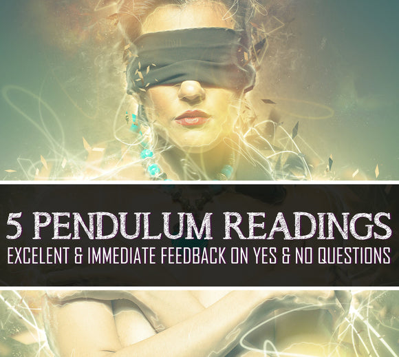 5 Question Pendulum Reading