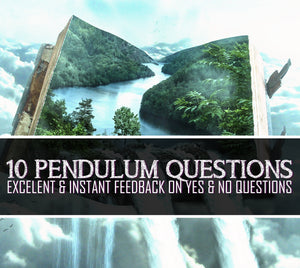 Pendulum Reading - 10 Question Reading