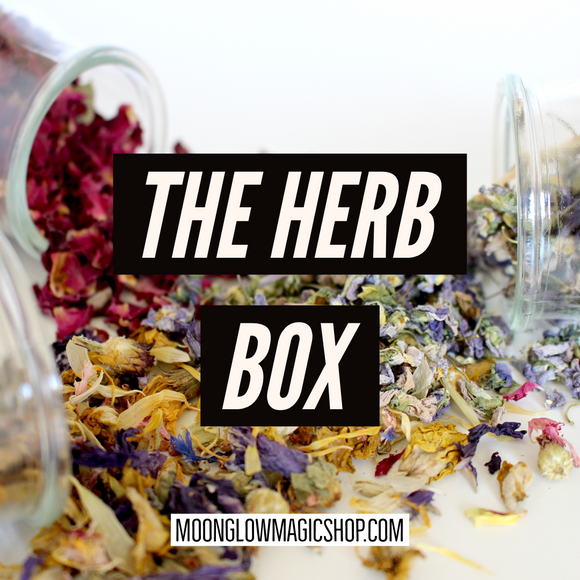 PREORDER - The Herb Box