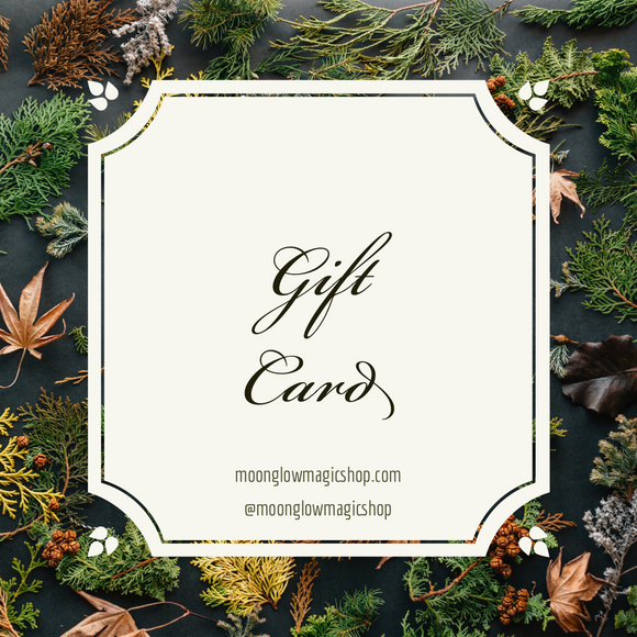 Moonglow Magic Shop Gift Card