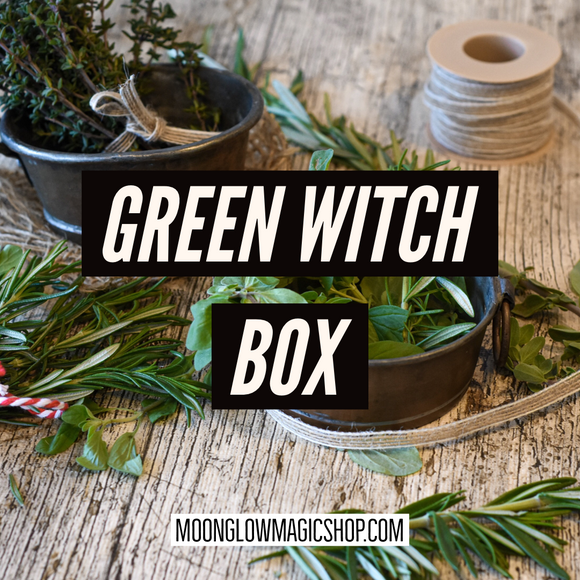 Green Witch Box