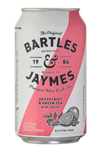 Bartles & Jaymes Grapefruit&Greentea