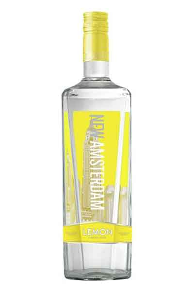 New Amsterdam Vodka Lemon