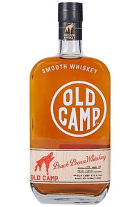 Old Camp Whiskey Peach Pecan