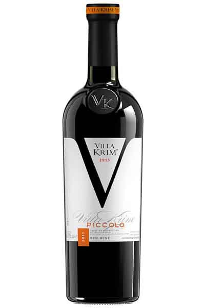 Villa Krim Red Semi-Sweet