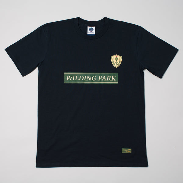 MP-001-WP1 : S/S BADGED T-SHIRT