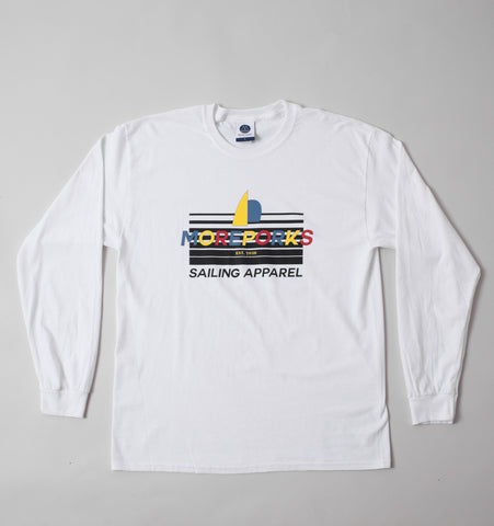 MP-002-MS2 : L/S PRINTED T-SHIRT