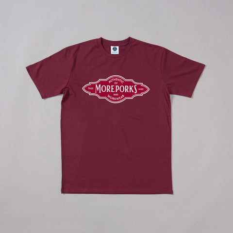MP-001-AW2 : S/S SCREEN PRINTED T-SHIRT