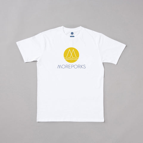 MP-001-M8 : S/S LOGO PRINTED T-SHIRT