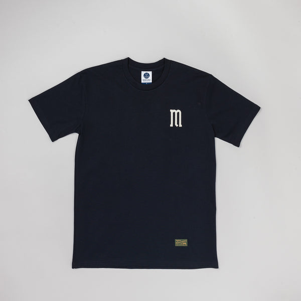MP-001-MA1 : S/S APPLIQUE T-SHIRT