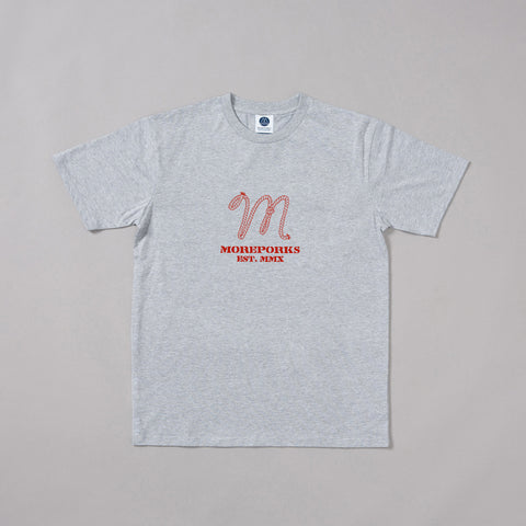 MP-001-MM1 : S/S SCREEN PRINTED T-SHIRT