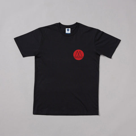 MP-001-P6 : S/S LOGO PRINTED T-SHIRT