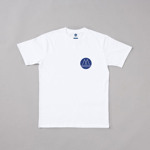 MP-001-P9 : S/S LOGO PRINTED T-SHIRT