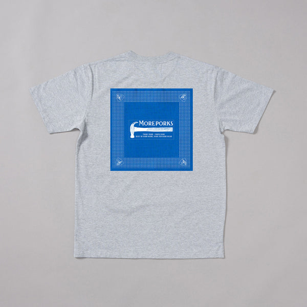 MP-001-PB2 : S/S PATCHED T-SHIRT