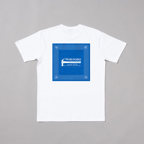 MP-001-PB3 : S/S PATCHED T-SHIRT