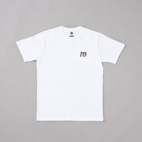 MP-001-SH3 : S/S EMBROIDERED T-SHIRT