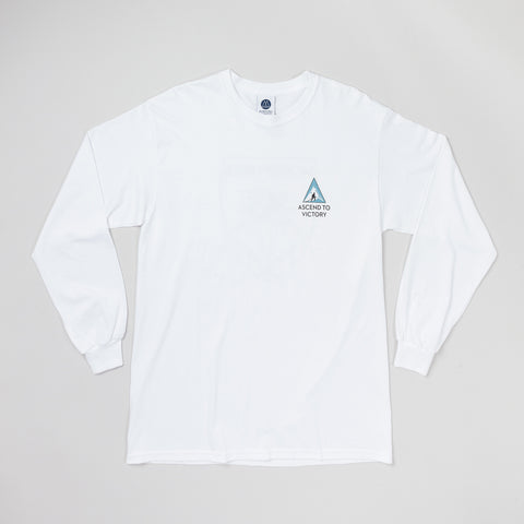 MP-002-ATV : L/S PRINTED T-SHIRT