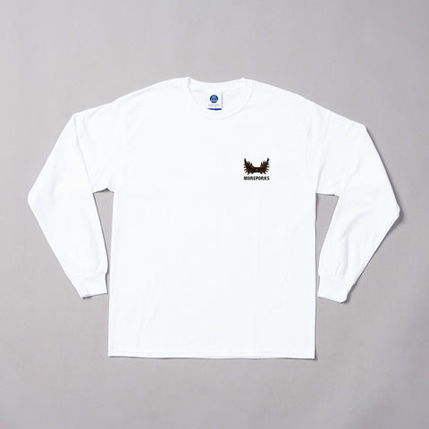 MP-002-FD2 : Screen printed L/S T-Shirt