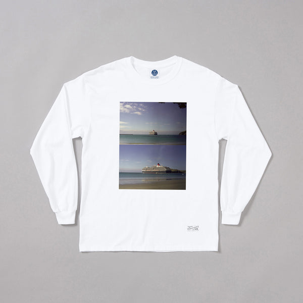 MP-002-HM : L/S PHOTO PRINTED T-SHIRT