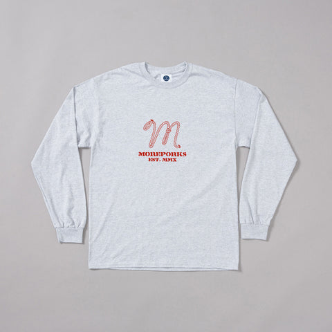 MP-002-MM1 : L/S SCREEN PRINTED T-SHIRT