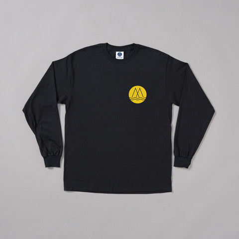 MP-002-P3 : L/S LOGO PRINTED T-SHIRT