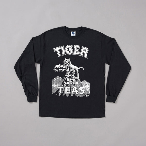 MP-002-TT1 : L/S PRINTED T-SHIRT