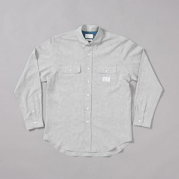 MP-301-D1 : LONG SLEEVE SHIRT