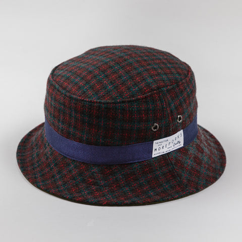 MP-CB-4 : CLASSIC WOOL BUCKET HAT