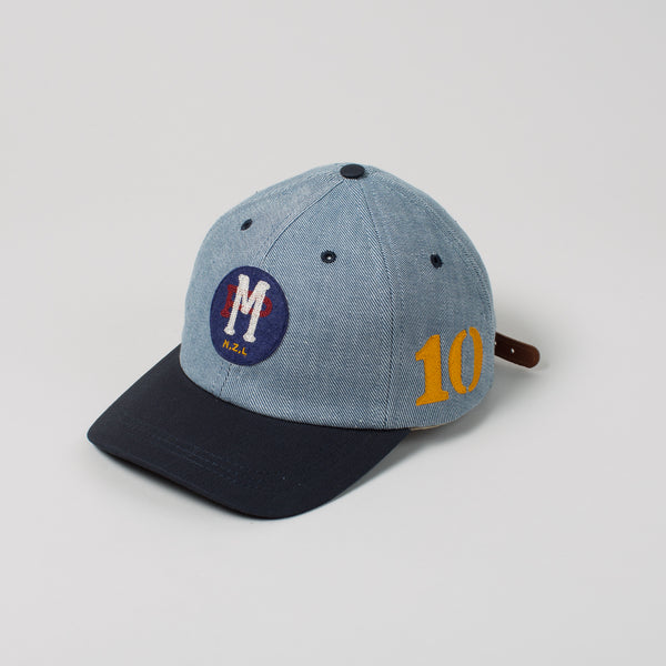 MP-NZL-4 : 6-PANEL CAP