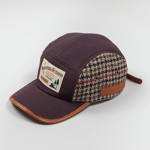 MP-OD-7 : Outdoors 5-Panel cap