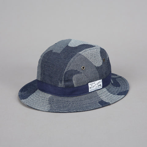 MP-SF-1 : 3-PANEL SAFARI HAT
