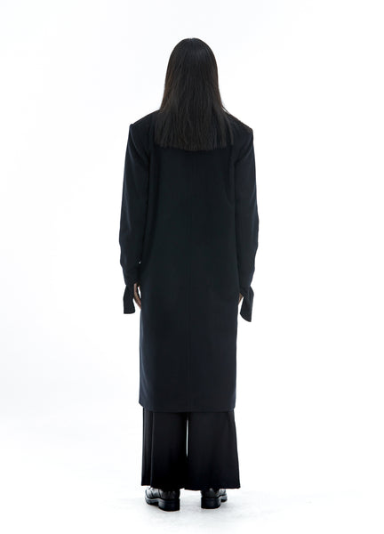 Full Body Wool Overcoat