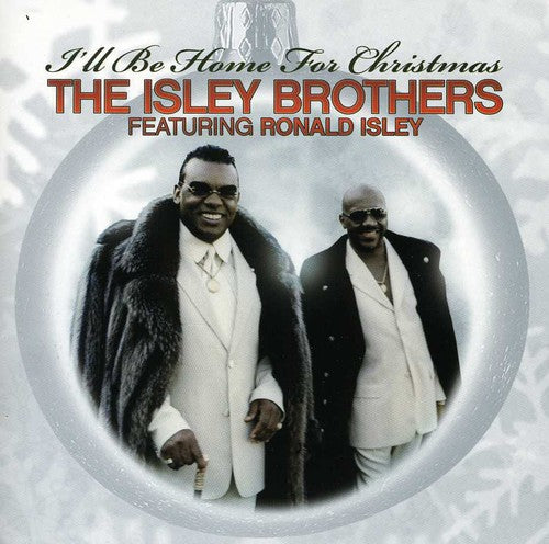 The Isley Brothers ‎- I'll Be Home For Christmas  (Used CD)