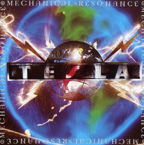 Tesla - Mechanical Resonance  (New CD)