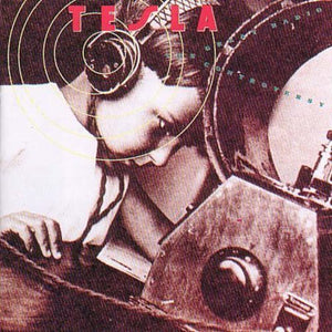 Tesla - The Great Radio Controversy  (New CD)