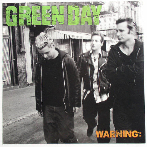 Green Day - Warning  (New Vinyl LP)
