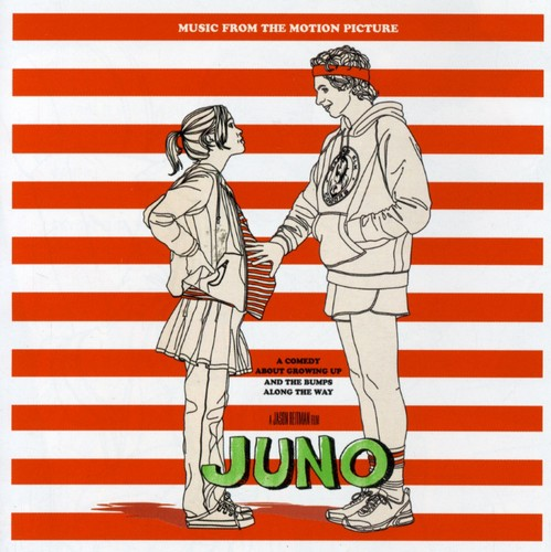 Juno - Music from the Motion Picture  (Used CD)