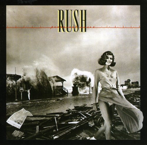 Rush - Permanent Waves  (New CD)