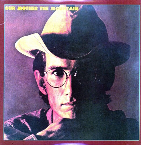 Townes Van Zandt - Our Mother the Mountain  (New Vinyl LP)