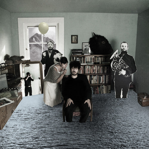 Richard Swift - Atlantic Ocean  (New Vinyl LP)