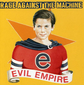 Rage Against the Machine - Evil Empire  (New CD)