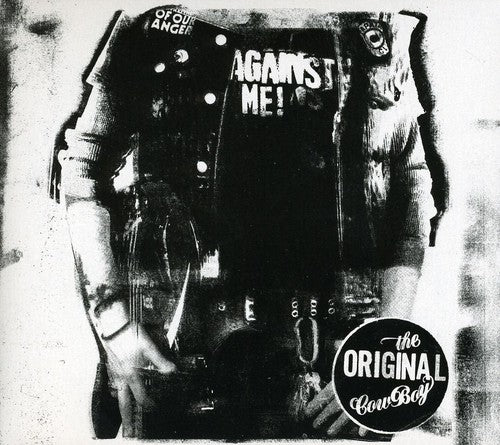 Against Me - The Original Cowboy  (New Vinyl LP)