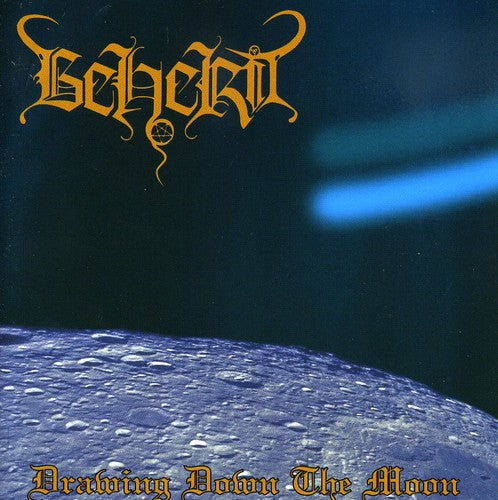 Beherit - Drawing Down the Moon  (Used CD)